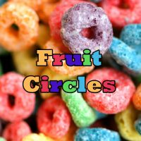 Fruit Circles